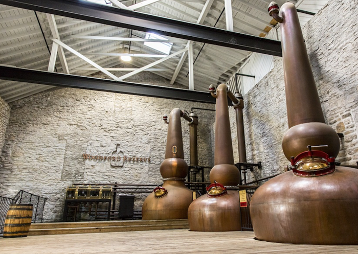 The Bourbon Academy at Woodford Reserve